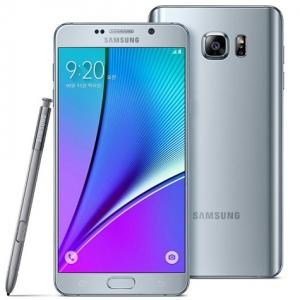 Samsung_Galaxy_Note_5_Silber_Displayreparatur