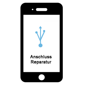 Anschluss-Reparatur Samsung Galaxy S8
