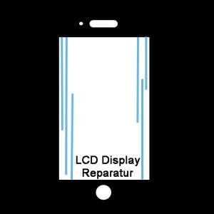 LCD-Display-Reparatur
