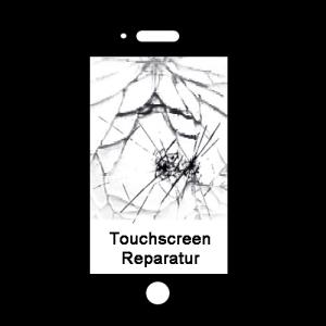 Touchscreen-Reparatur
