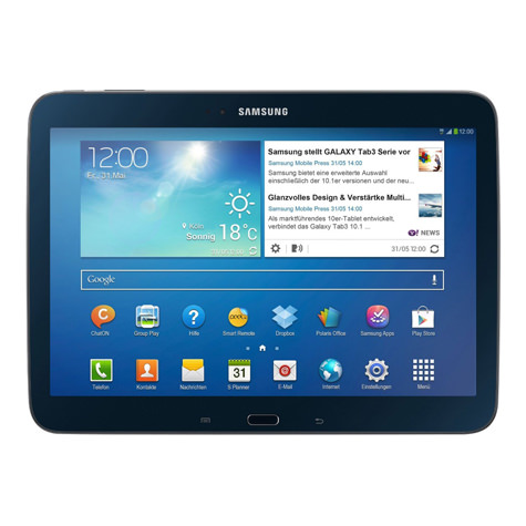 Sasmung Galaxy Tab 3 10.1 Reparatur