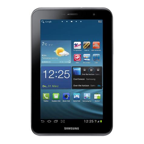 Samsung Galaxy Tab 2 Reparatur